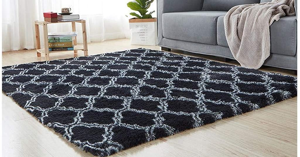 Anti-Slip Tie Dye Living Room Area Rug Only $7.99 Shipped on Amazon (Regularly $39.99)