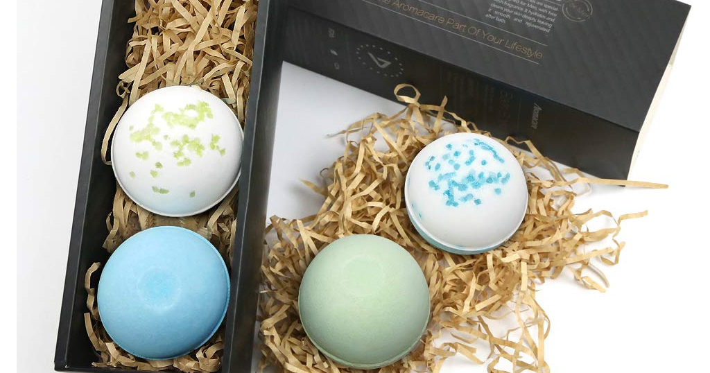 Bath Bombs For Men Only $3 Shipped on Amazon (Regularly $17.99)