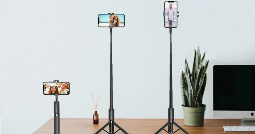 Bluetooth Selfie Stick and Tripod Only $18 Shipped on Amazon (Regularly $25.99)