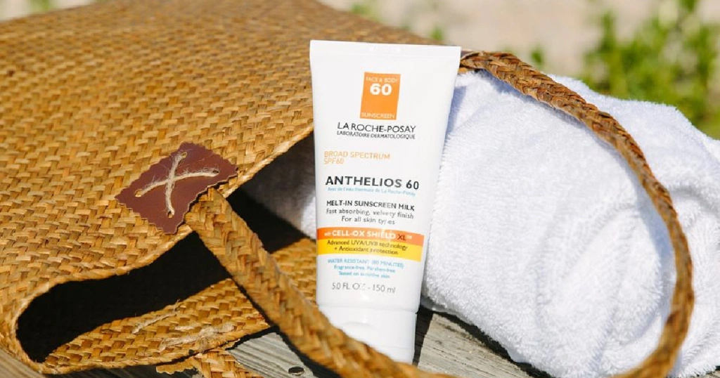 FREE La Roche-Posay Sunscreen Sample