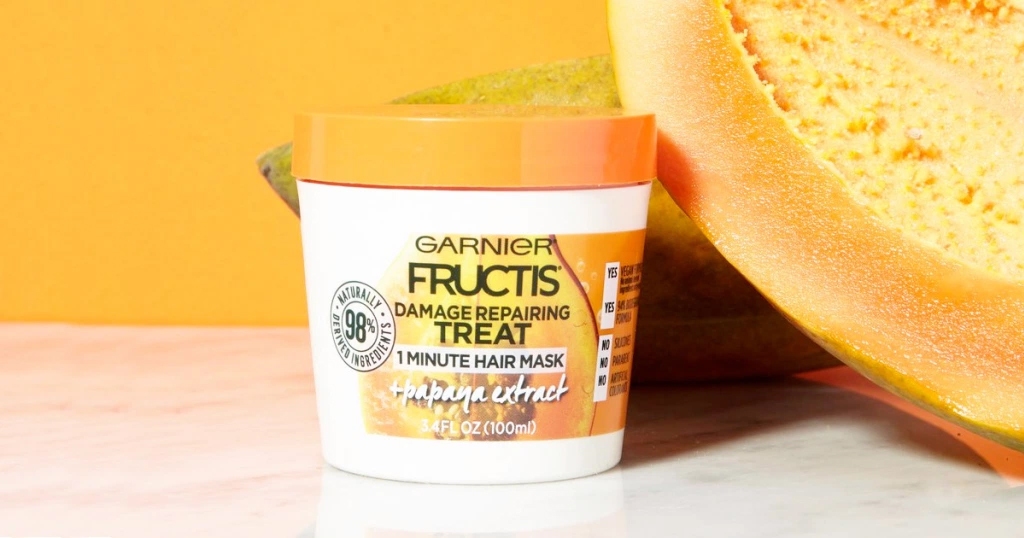 Garnier Fructis 1-Minute Hair Mask Just $2.32 Shipped on Amazon (Regularly $5)