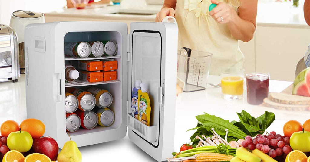 Mini Compact Refrigerator Only $106.99 Shipped on Amazon (Regularly $213.98)