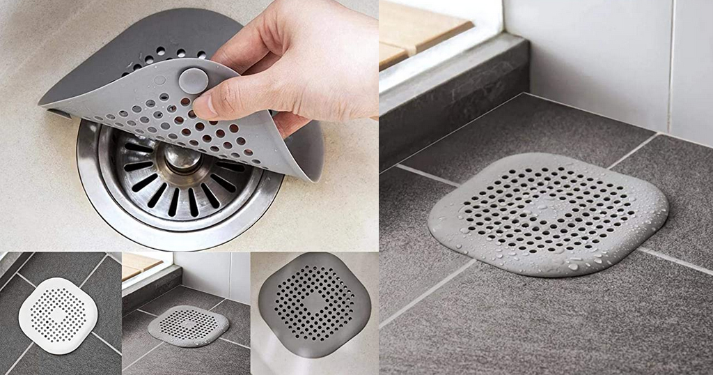 Shower Drain Cover Only $2.95 Shipped on Amazon (Regularly $14.75)