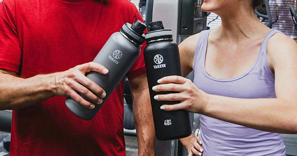 Vacuum-Insulated Stainless-Steel Water Bottle Just $20.77 on Amazon (Regularly $35)