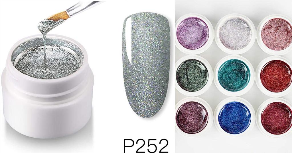 UV/LED Lamp Nail Gel Polish Set Only $3.59 Shipped on Amazon (Regularly $17.99)