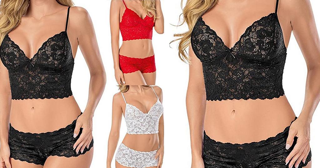 Women Spaghetti Strap Bikini Set Only $3.79 Shipped on Amazon (Regularly $18.95)