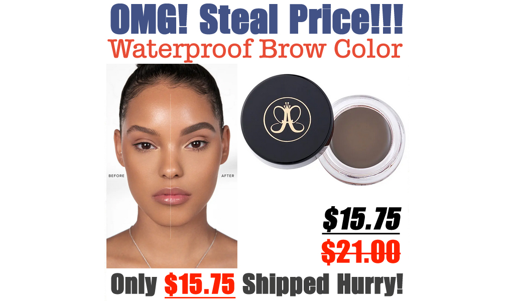 Waterproof Brow Color Only $15.75 Shipped on Nordstrom Rack (Regularly $21.00)