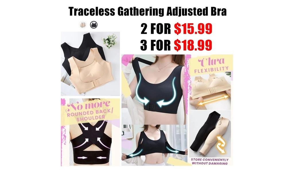 Women's Underwear Traceless Bra