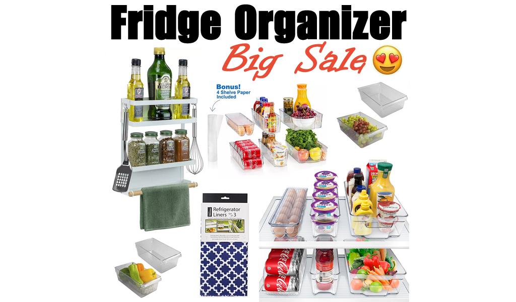 Big Fridge Organizer Sale on Macys