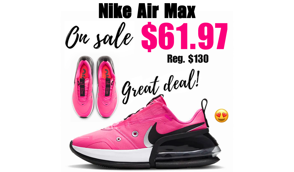 Nike Air Max Only $61.97 on Nike.com (Regularly $130)
