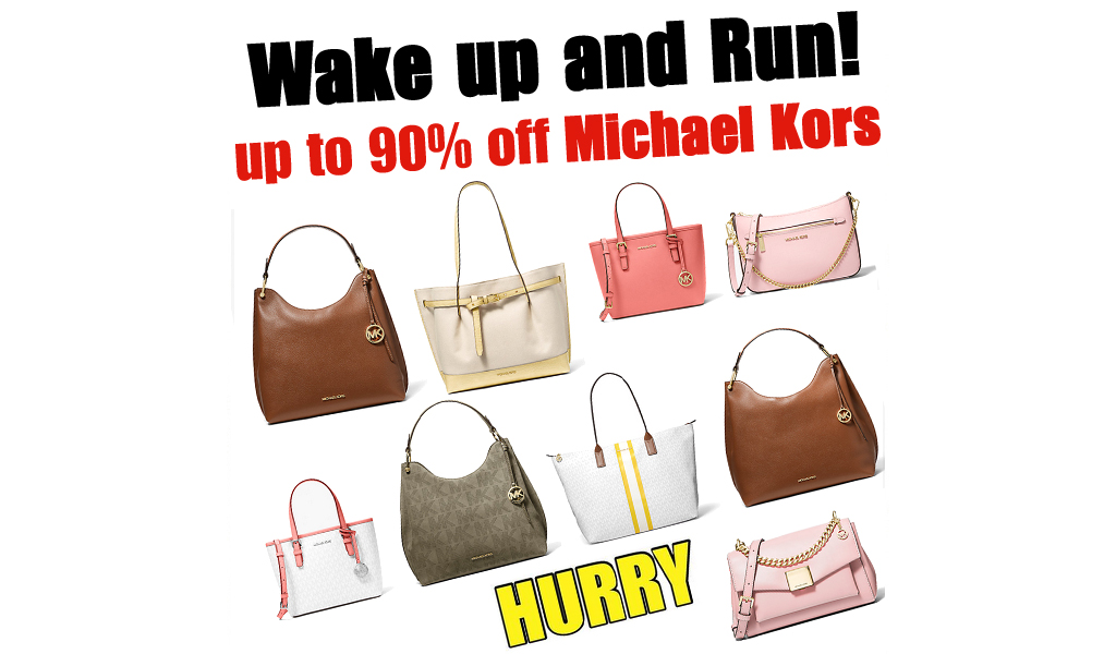 Up to 90% Off Michael Kors Sales