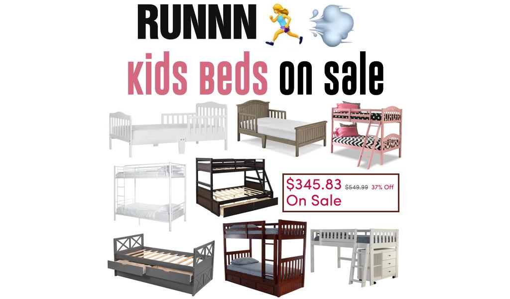Kids Beds for Less on Wayfair - Big Sale