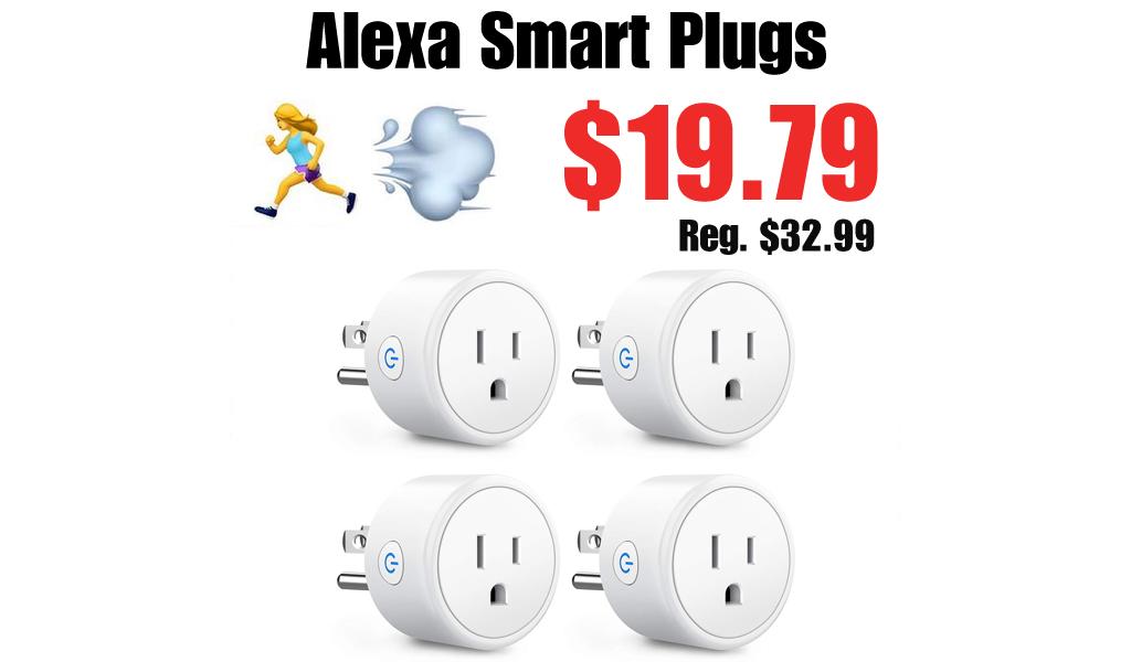 Alexa Smart Plugs Only $19.79 Shipped on Amazon (Regularly $32.99)
