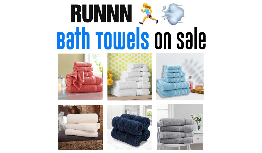 Bath Towels for Less on Wayfair - Big Sale