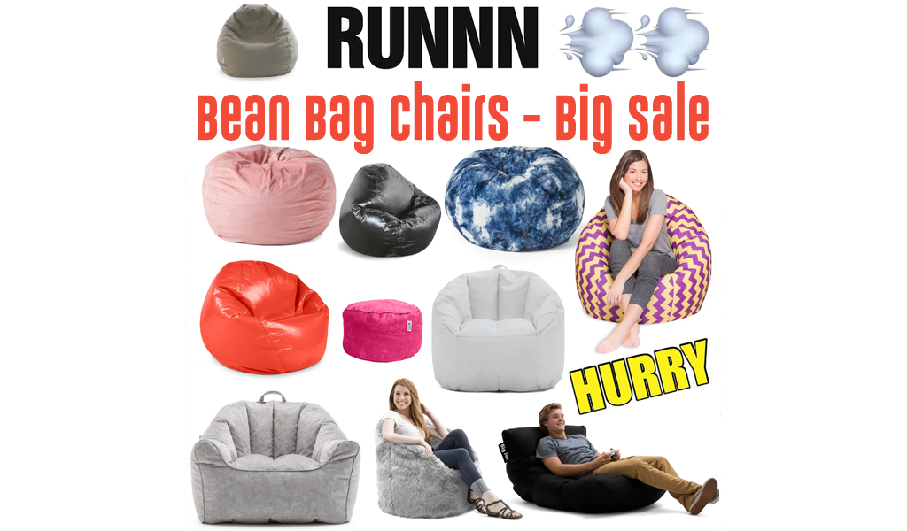 Bean Bag Chairs for Less on Wayfair - Big Sale