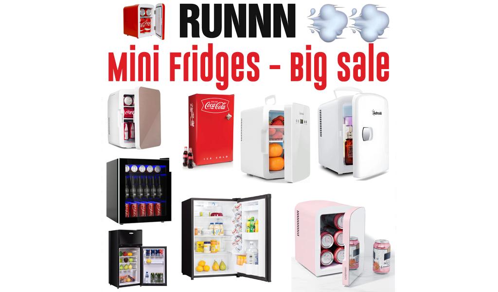 Mini Fridges for Less on Wayfair - Big Sale