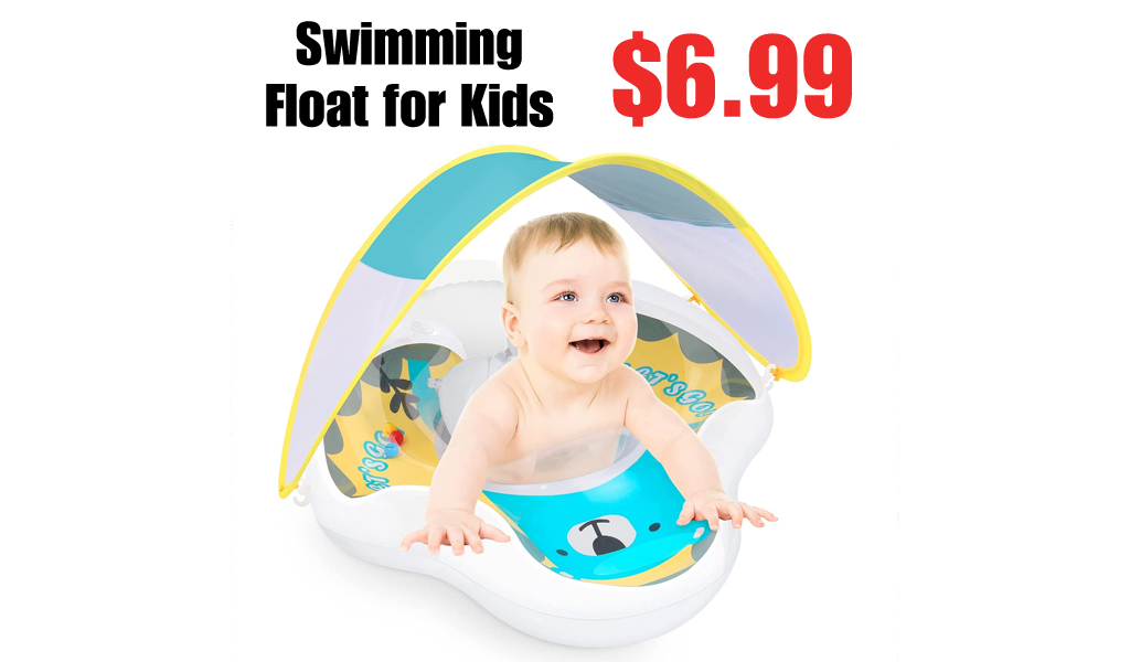 Swimming Float for Kids Only $6.99 Shipped on Amazon
