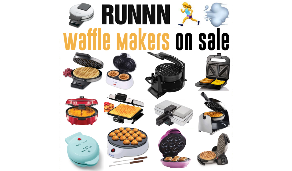 Waffle Makers for Less on Wayfair - Big Sale